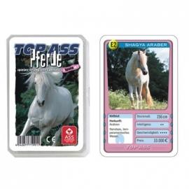 ASS Altenburger Spielkarten - TOP ASS Quartett Pferde