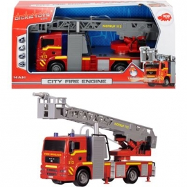 Dickie - S.O.S. - City Fire Engine