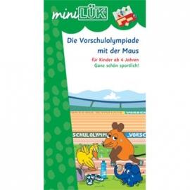 miniLÜK - Vorschulolympiade 1 - Maus