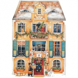 Coppenrath - Adventskalender: Im Weihnachtshaus