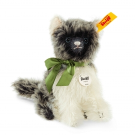 Fluffy Katze 14 Moh.Dunkelgra