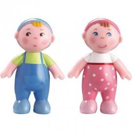 HABA - Little Friends - Biegepuppe Babys Marie und Max