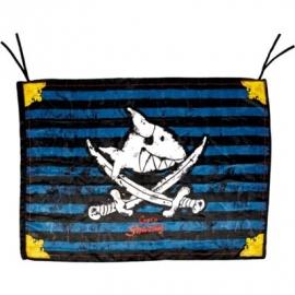 Die Spiegelburg - Piratenflagge Captn Sharky