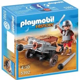 PLAYMOBIL 5392 - History - Legionär mit Balliste