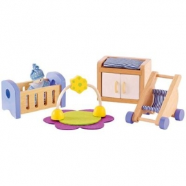 Hape - Babyzimmer