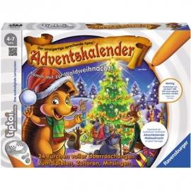 Ravensburger Spiel - tiptoi - Adventskalender - Waldweihnacht der Tiere