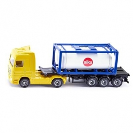 SIKU Super - LKW mit Tankcontainer