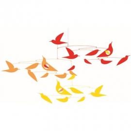 Djeco - Mobile - Birds, FSC