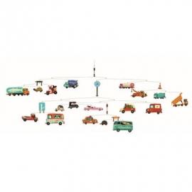Djeco - Mobile - Traffic