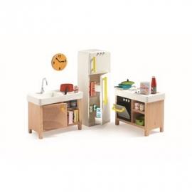 Djeco - Puppenhaus - The kitchen
