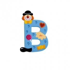 Sevi - Graffiti - Buchstabe Clown B 10 cm