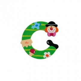 Sevi - Graffiti - Buchstabe Clown C 10 cm