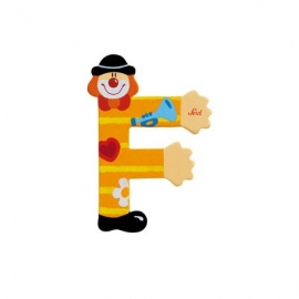 Sevi - Graffiti - Buchstabe Clown F 10 cm