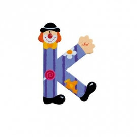 Sevi - Graffiti - Buchstabe Clown K 10 cm