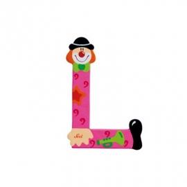 Sevi - Graffiti - Buchstabe Clown L 10 cm
