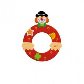 Sevi - Graffiti - Buchstabe Clown O 10 cm