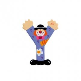 Sevi - Graffiti - Buchstabe Clown Y 10 cm