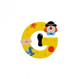Sevi - Graffiti - Buchstabe Clown G 10 cm