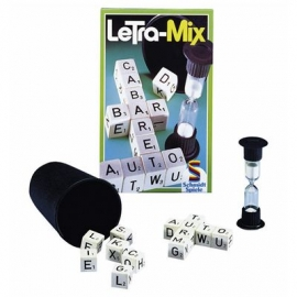 Schmidt Spiele - Letra-Mix