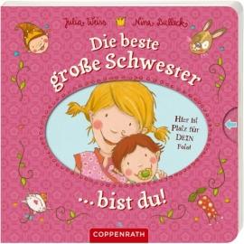 Coppenrath Verlag - Die beste große Schwester bist du