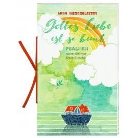 Coppenrath Verlag - Geschenkbuch mit Kuvert Mein Wegbegleiter - Psalmen