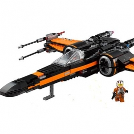 LEGO Star Wars - 75102 Poes X-Wing Fighter