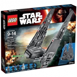 LEGO Star Wars - 75104 Kylo Rens Command Shuttle