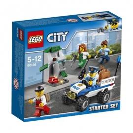 LEGO City - 60136 Polizei-Starter-Set