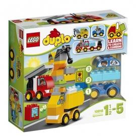 LEGO DUPLO - 10816 Meine ersten Fahrzeuge