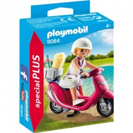 Playmobil® 9084 - Special Plus - Strand-Girl mit Roller