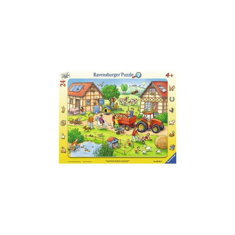 MuKK® Münster - Ravensburger Puzzle - Rahmenpuzzle - Mein kleiner ...