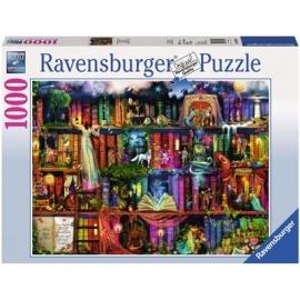 Ravensburger Puzzle - Magische Märchenstunde, 1000 Teile