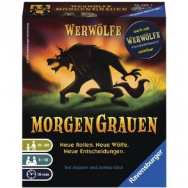 Ravensburger Spiel - Werwölfe MorgenGrauen