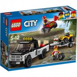 LEGO® City - 60148 Quad-Rennteam