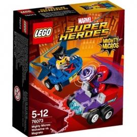 LEGO® Marvel Super Heroes - 76073 Mighty Micros: Wolverine vs. Magneto
