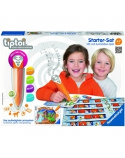 Ravensburger Spiel - tiptoi - Starter-Set - Stift und Buchstaben-Spiel