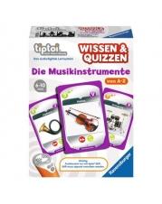 Ravensburger Spiel - tiptoi - Wissen & Quizzen: Die Musikinstrumente