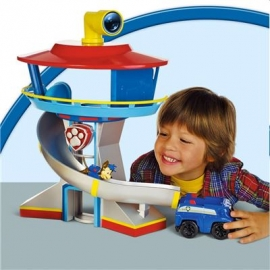 Spin Master - Paw Patrol - Lookout - PawPartol Head Quarter Spielset