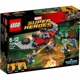 LEGO® Marvel Super Heroes - 76079 Ravager-Attacke