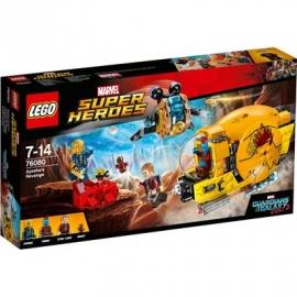 LEGO® Marvel Super Heroes - 76080 Ayeshas Rache
