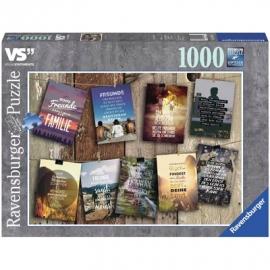 Ravensburger Puzzle - Visual Statements, 1000 Teile