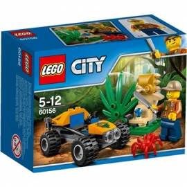 LEGO® City Dschungel Expedition - 60156 Dschungel-Buggy