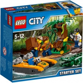 LEGO® City Dschungel Expedition - 60157 Dschungel-Starter-Set