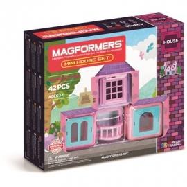 Magformers - House Set Line - Mini House Set 42