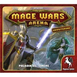 Pegasus - Mage Wars Arena: Paladin vs. Sirene