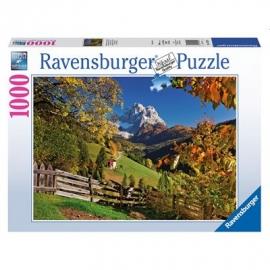 Ravensburger Puzzle - Monte Pelmo, Venetien, Italien, 1000 Teile
