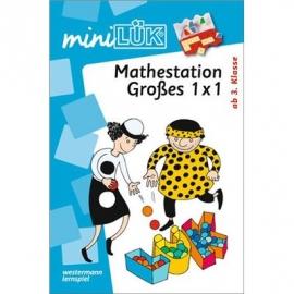 miniLÜK - Mathestation Großes 1x1