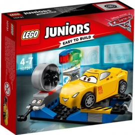 LEGO® Junior Cars 3 - 10731 Cruz Ramirez Rennsimulator