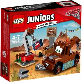 LEGO® Junior Cars 3 - 10733 Hooks Schrottplatz