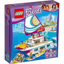 LEGO® Friends - 41317 Sonnenschein-Katamaran
